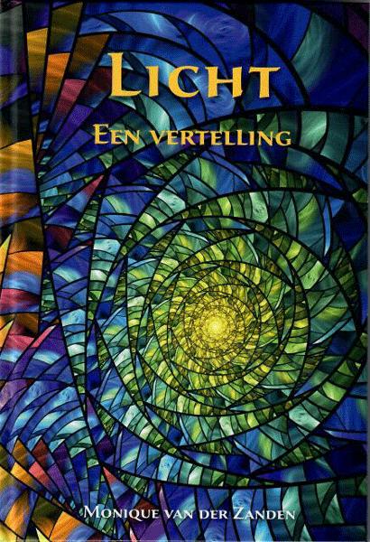 kaft van het boek Licht, waaruit Henk Smaling een verhaal las.